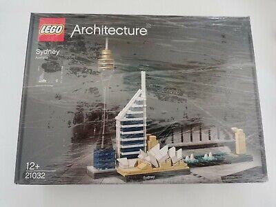 Lego Architecture 21032 Sydney Australia - Brand New Unopened