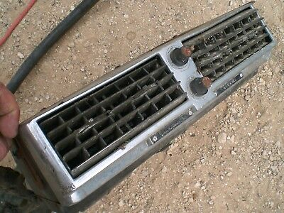 CLIMATIC AIR DALLAS TEXAS VINTAGE UNDER DASH AFTERMARKET A/C EVAPORATOR & BOX