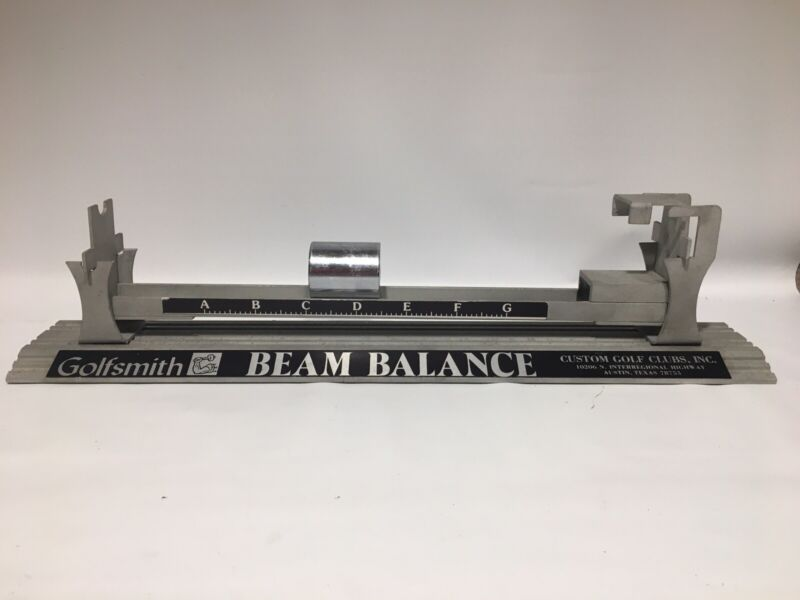 Golfsmith Beam Balance Tool