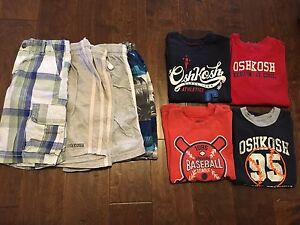 SOLD PPU Lot of 6-7 toddler boy clothes