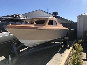 Old school boat project