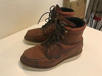 Irish Setter WINGSHOOTER 838 Brown Waterproof Leather Lace Up Hunting Boots