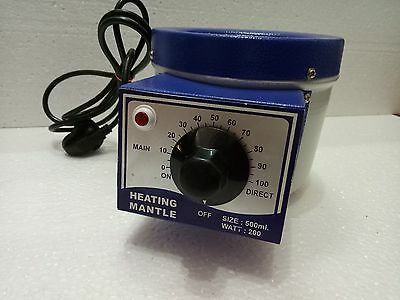 Heating Mantle 500 Ml Lab Life Science Equipment Heating Cooling Heating Mantles