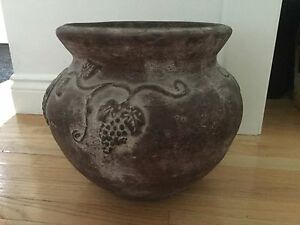 Ceramic Planter Pot Outdoor Indoor