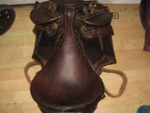 ! Handmade James Campdrafting Saddle. Dubbo Dubbo Area Preview