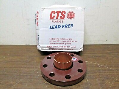 3 300lbs Cts Copper Companion Flange Wbg3030 600psi New Free Shipping