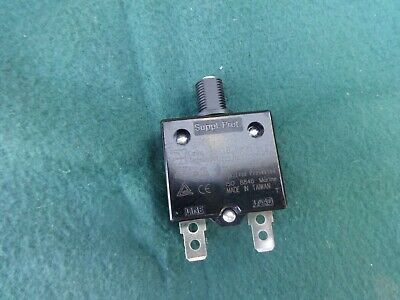 25 Amp Carling Clb Series Push Button Circuit Breaker Marine Lot Of 4