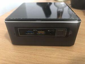Intel NUC - i3, 4GB RAM, 1TB HDD, Win10 Home