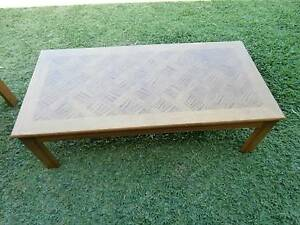 Coffee tables  matching pair Greystanes Parramatta Area Preview