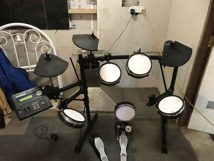 Yamaha dtx532k electronic drum kit percussion drums gumtree electronic drum kit solutioingenieria Images
