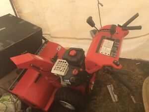 "Snapper 16.5HP 38"" Wide Snowblower OBO"