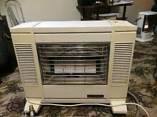 Bonair RT15 Natural Gas Fan Forced heater Sylvania Sutherland Area Preview