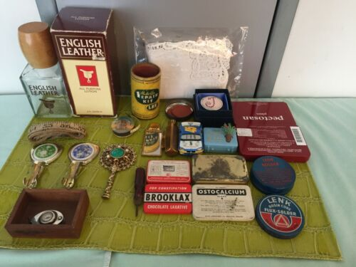 Lot of 19 Vintage Miscellaneous Collectibles