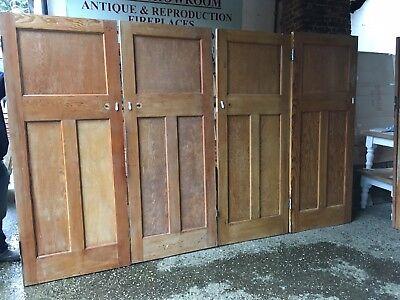 1930s internal doors X2
