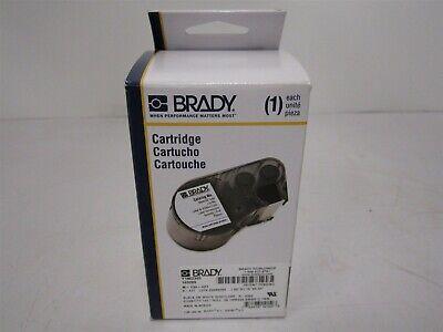 Brady M-134-427 Self-laminating Vinyl Label Tape Cartridge 1-12 X 1-34