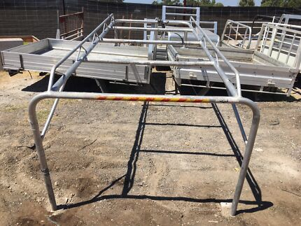 Tray roof rack single cab ute West Swan Swan Area Preview