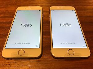 2 x Brand new iPhone 6 - Unlocked to all networks Joondalup Joondalup Area Preview