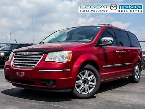 2008 Chrysler Town & Country Limited Limited
