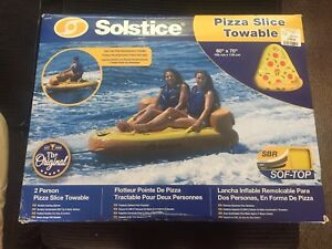 Boat towable brand new