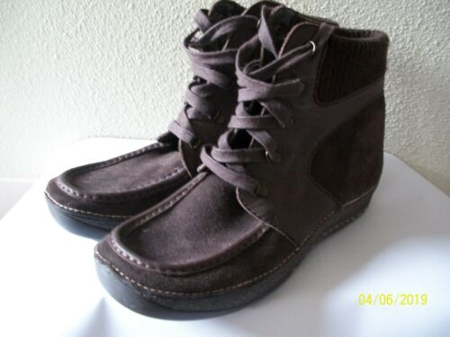 WOMENS SIZE 8 GH BASS BOOTIE/EARTH SHOE