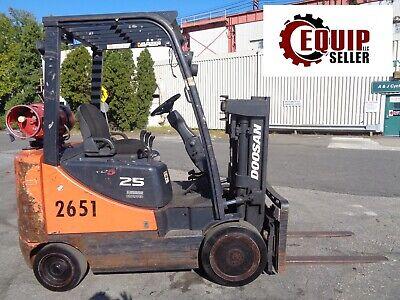 Doosan Gc25p-5 3620 Lbs Forklift