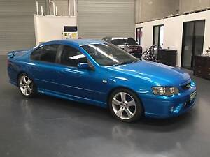 Ford Falcon XR6 2004 Turbo Sedan  EASY FINANCE OR RENT TO OWN Arundel Gold Coast City Preview