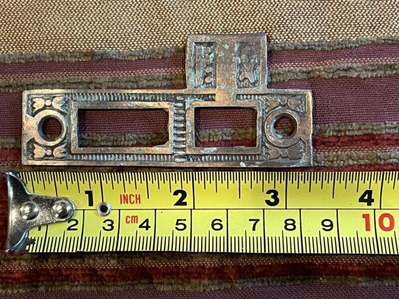 3 Doorknob Jamb Keepers