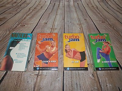 Фитнес DVD New VHS Tapes Turbo