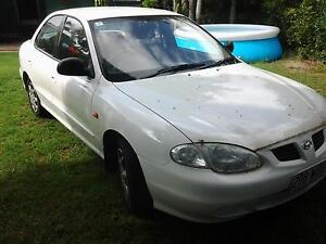 2000 Hyundai Lantra Sedan Acacia Ridge Brisbane South West Preview