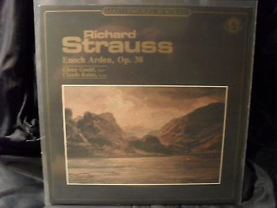 R. Strauss - Enoch Arden, Op.38 / Gould/Rains