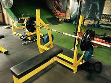 COMMERCIAL GYM *LIKE NEW* VALUED OVER $150,000! COMPLETE SET UP Tempe Marrickville Area Preview