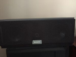 Sony Surround & HI -Powered Sub Speakers