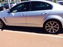 "2014 Holden Calais Sedan with 20"" Wheels Sorrento Joondalup Area Preview"