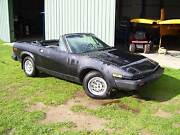 1979 Triumph TR7 CONVERTIBLE Clayton Bay Alexandrina Area Preview