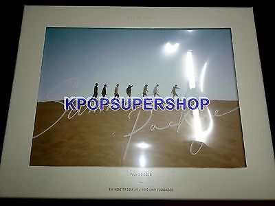 BTS Summer Package in Dubai 2016 Photobook DVD Mini Poster NEW Sealed ARMY