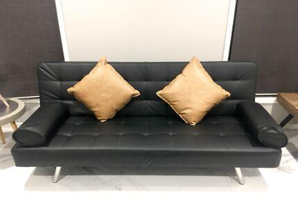 Black Sofa Bed *BRAND NEW* Price Drop!!