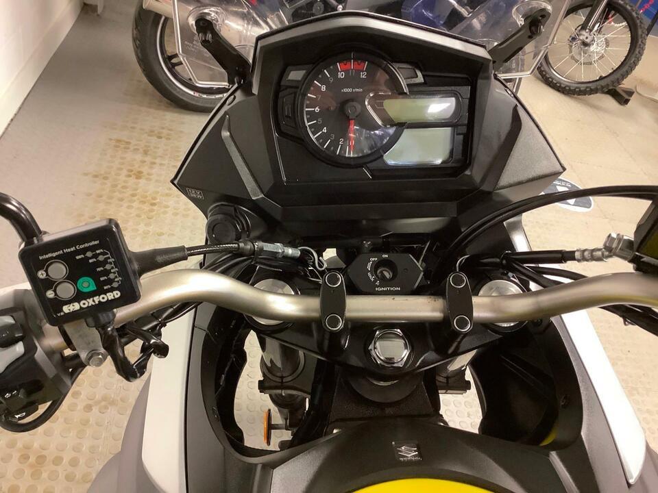 Suzuki DL 650  V-Strom ABS Adventure Sport -  2017 / 17 - 7641 Miles