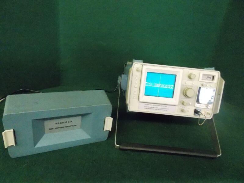Tektronix KS-22732 L1A KS-22732L1A Reflectometer (OTDR) ^A