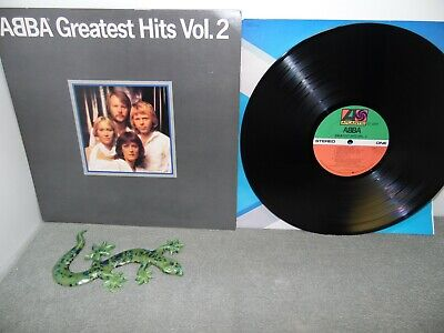 "ABBA ~ ""Greatest Hits Vol. 2"" - LP Album"