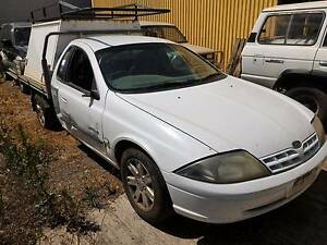 Wrecking 02 #Ford #Falcon AU #Ute AT RWD 151118 Port Adelaide Port Adelaide Area Preview