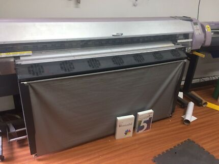 2   JV 3 160 SP LARGE FORMAT PRINTER
