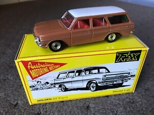 ( PENDING ) Holden 1963 EH Wagon 1:43 Model Diecast TRAX TR6C