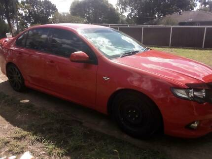 2009 Ford XR6 Falcon Rooty Hill Blacktown Area Preview