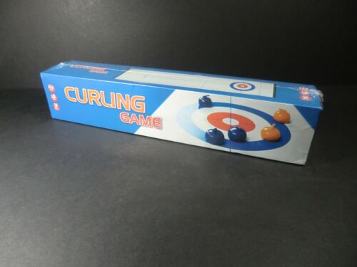 Curling - tabletop rink - New!