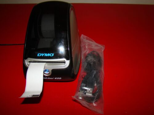 DYMO® LabelWriter 450 Label Maker #1750110 Actual pictures in the ad