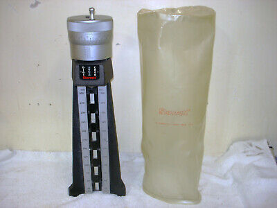 Starrett 258m Digi-check Height Gage 25 - 300mm - With Dust Cover