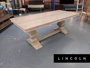 Designer Dining Table Wholesale Outlet - FURNITURE OUTLET Epping Whittlesea Area Preview