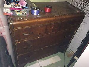 Paintable dresser