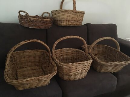 Cane basket in townsville region qld gumtree australia free large cane baskets 20 each negle Images