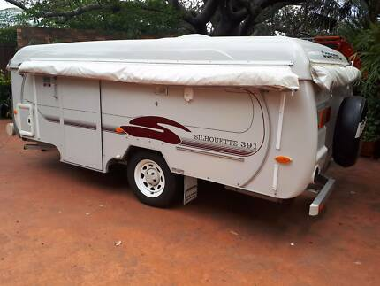 Coromal Pop Top Camper - 2006